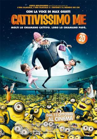 UNIVERSAL PICTURES Blu-ray 3D Cattivissimo Me Lingua Italiano 748281862U