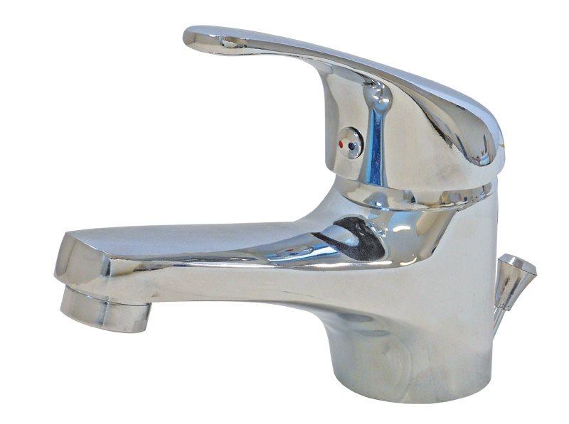 Utilia miscelatore lavabo rubinetto bagno monocomando colore cromo