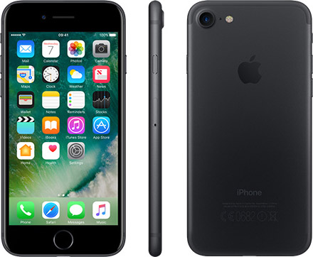 apple apple iphone 7 vodafone telefono cellulare smartphone 4 7 39 touch 32 gb fotocamera 12 mpx. Black Bedroom Furniture Sets. Home Design Ideas