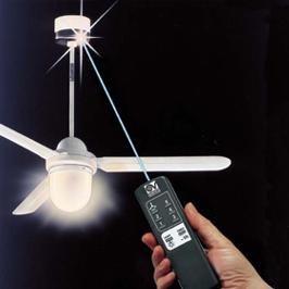 Vortice telecomando per ventilatori vortice nordik 22387 for Ventilatori a soffitto brico