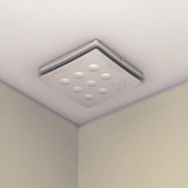 vortice aspiratore bagno  Vortice Aspiratore Elicoidale Da Muro 10Cm Punto Four Potenza Watt ...