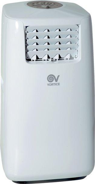 Vortice Condizionatore Portatile Climatizzatore 10000 Btu Vort-Kryo Polar 10
