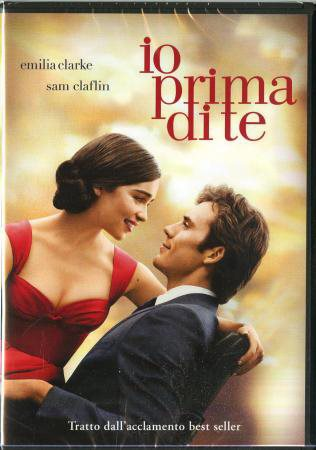 WARNER BROS Io prima di te, Film DVD - 1000628820