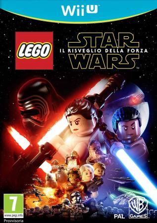 WARNER BROS Lego Star Wars:Il Risveglio Forza, Wii U Lingua Italiano - WIIU0174