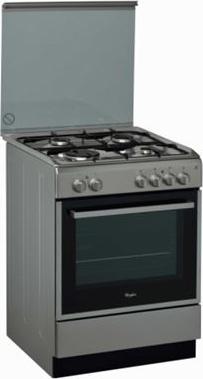 Cucina a gas whirlpool acmk 6121 ix forno a gas 60x60 prezzoforte - Whirlpool cucine a gas con forno ...
