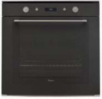 Forno whirlpool akzm 7560 an serie ambient forno da incasso elettrico ventilato con grill - Forno ventilato whirlpool ...