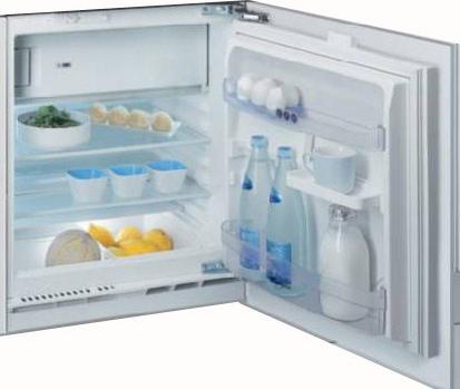 Mini frigo da incasso piccolo sottopiano WHIRLPOOL ARG 913/A+ ...