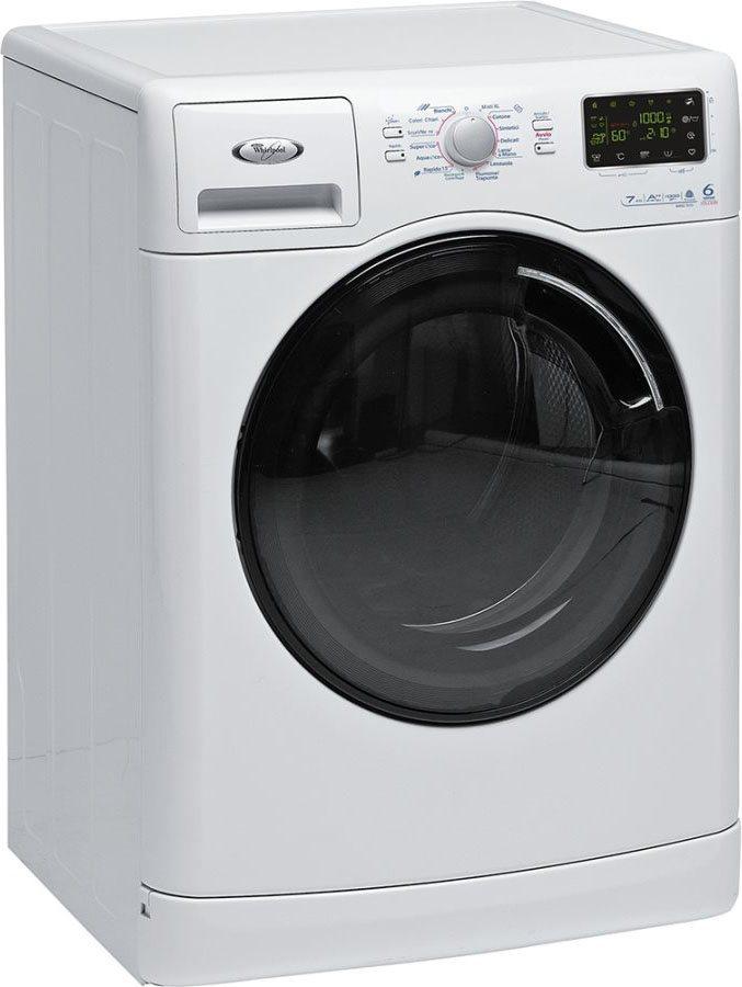 Lavatrice Whirlpool 7 Kg slim AWSE7010 in Offerta su Prezzoforte ...