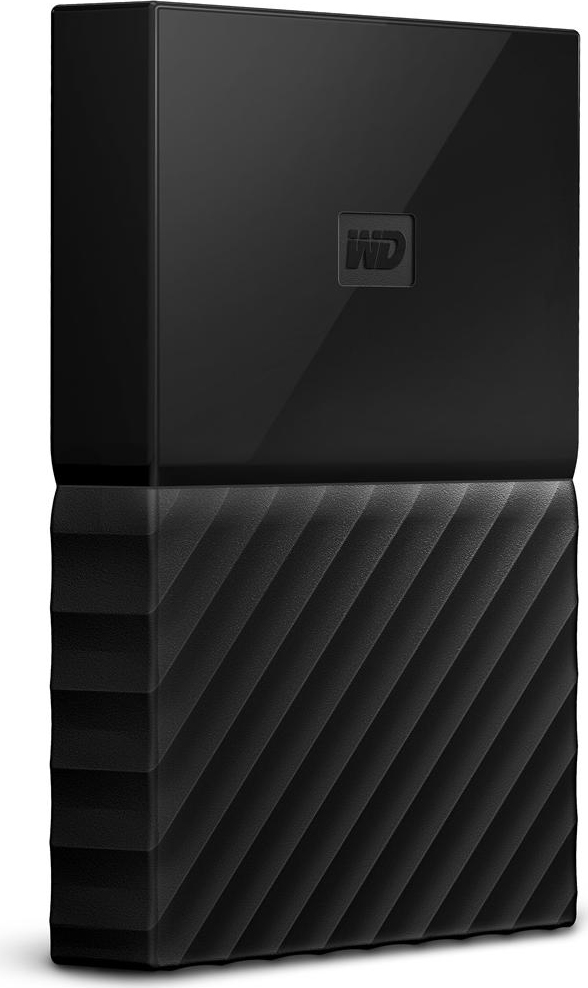 Western Digital Hard Disk Esterno 1 TB USB 3.0 BCFF0010BW My Passport for MAC
