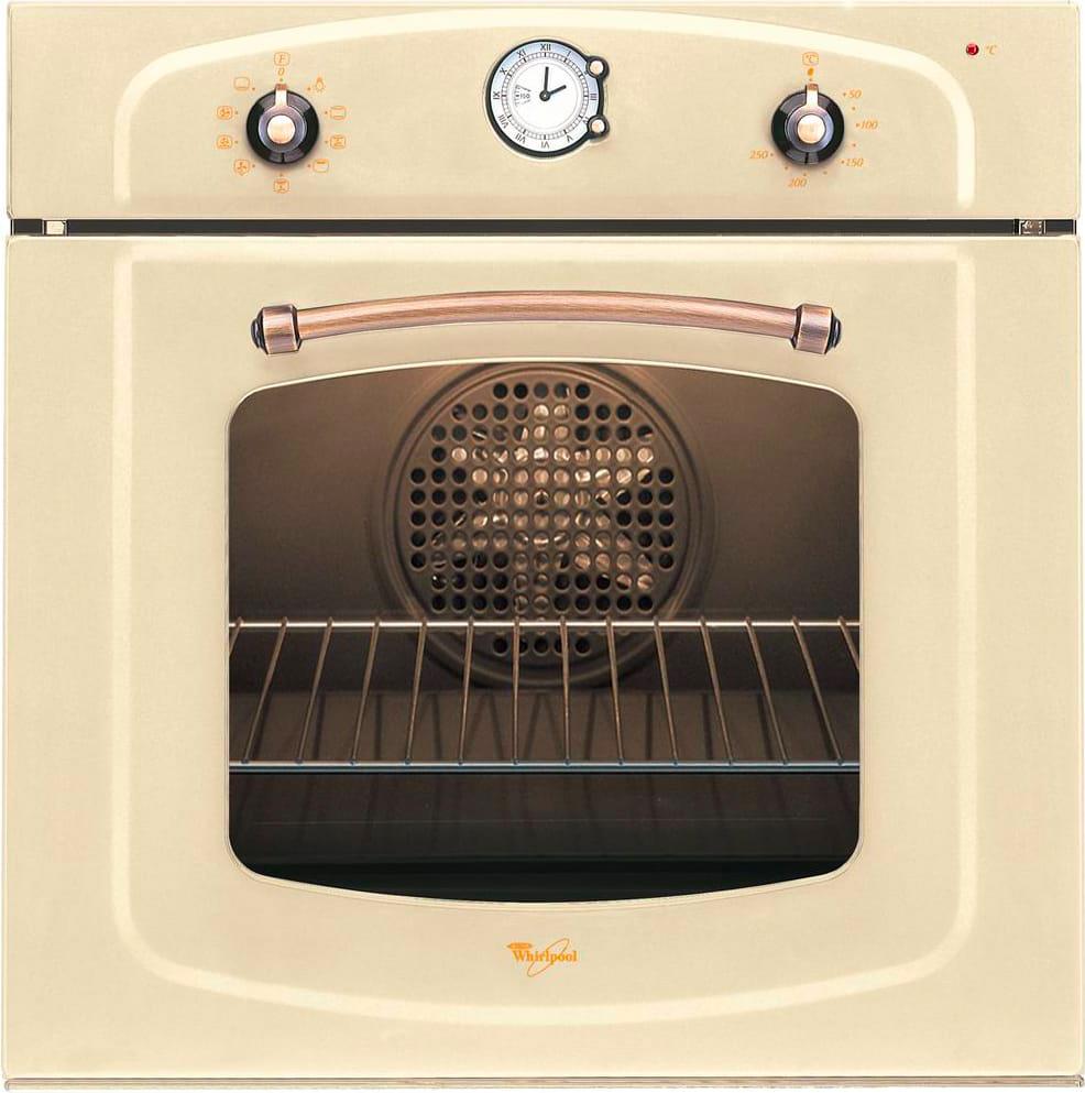 Forno whirlpool akp 288 ja serie country forno da - Forno elettrico ventilato da incasso ...