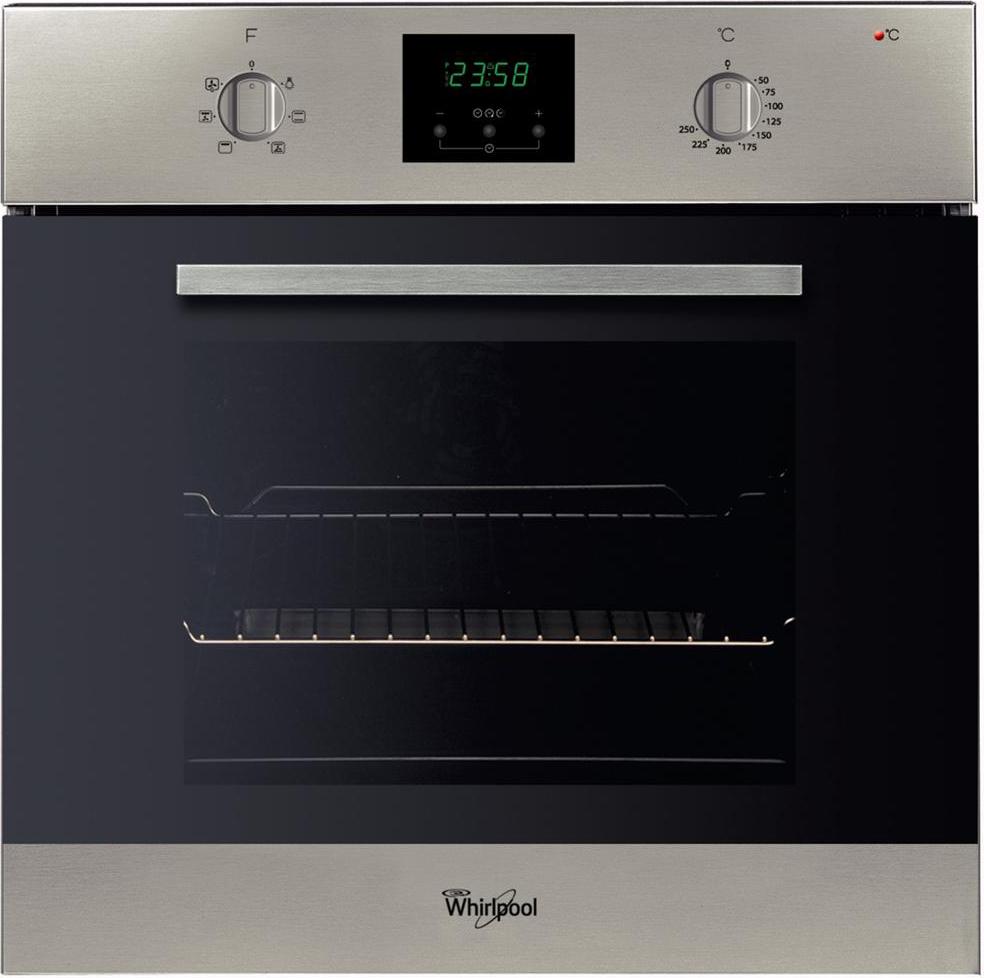 Forno whirlpool akp 446 ix serie dynamic forno da - Forno ventilato da incasso ...