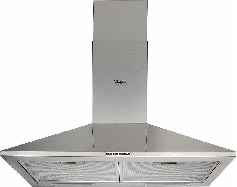 Cappa whirlpool akr 019 ix cappa cucina 60 cm aspirante a parete in offerta su prezzoforte - Cappa cucina 60 cm ...