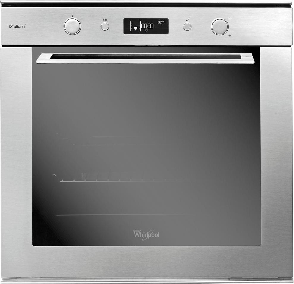 Forno whirlpool akzm 755 ixl serie ambient forno da - Forno ventilato da incasso ...