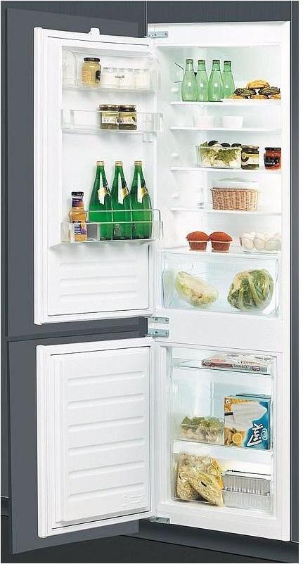 Frigorifero da incasso WHIRLPOOL ART 6600/A+/LH frigo combinato in ...