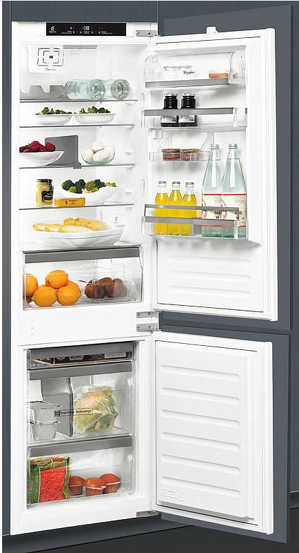 Frigorifero da incasso WHIRLPOOL ART 8810/A++ SF frigo combinato in ...