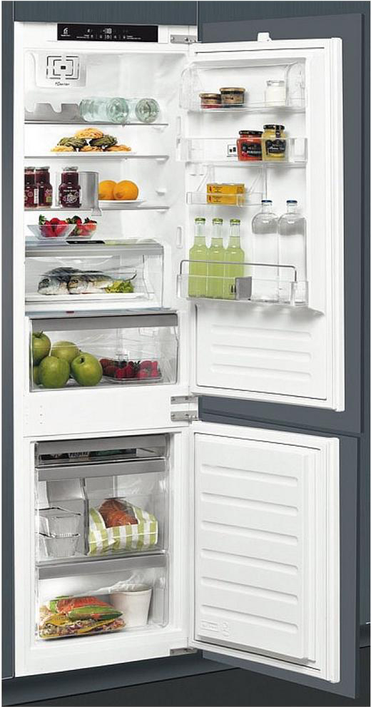 Frigorifero da incasso WHIRLPOOL ART 8911/A+ SF frigo combinato in ...