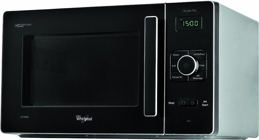 Microonde whirlpool forno a microonde 25 litri 700 watt gt288sl - Whirlpool forno a microonde ...