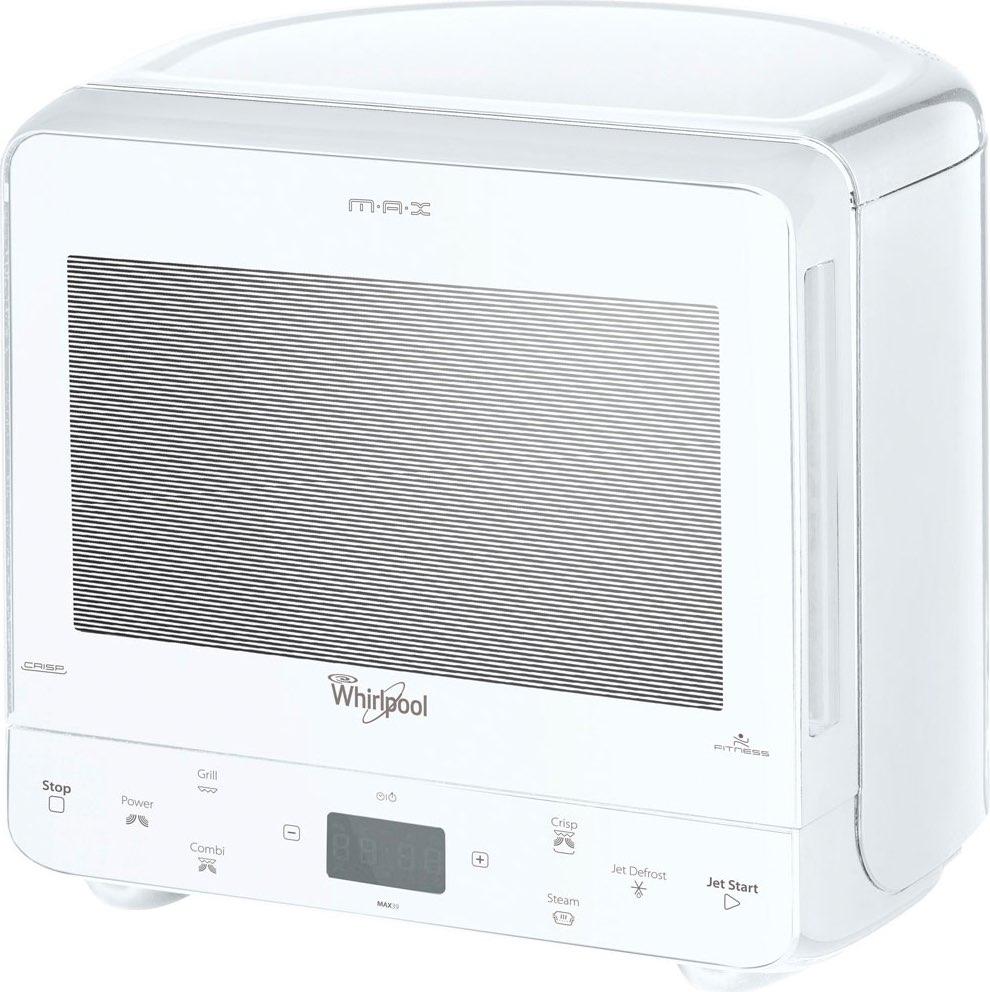 Microonde whirlpool 13 litri 700 watt max 39 fw - Forno a microonde combinato ...