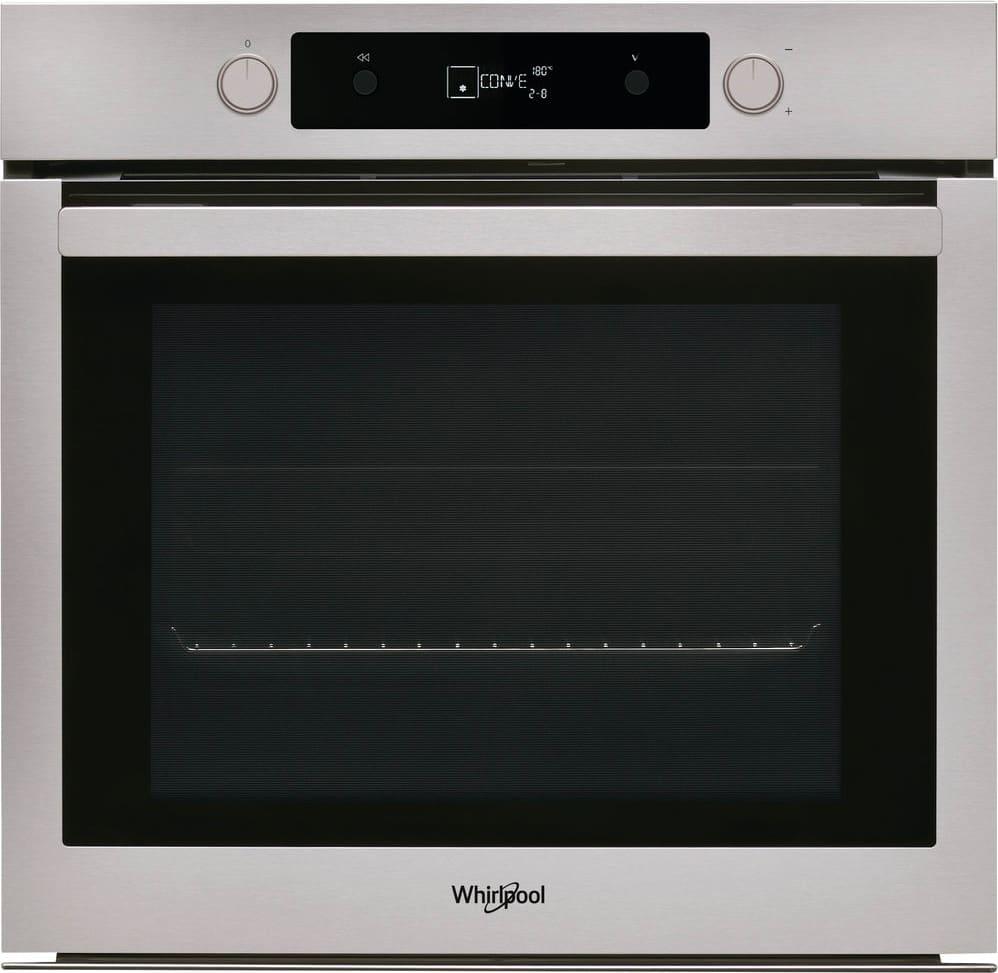 Whirlpool forno elettrico da incasso multifunzione ventilato con grill capacit 73 litri classe - Forno ventilato whirlpool ...