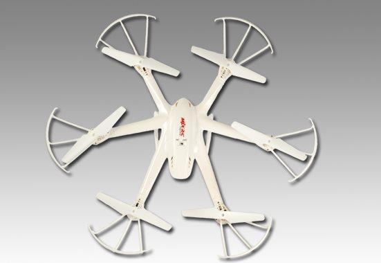 Xtreme Drone Esacottero Giroscopio Headless Key Return Android iOS X-600 T00152