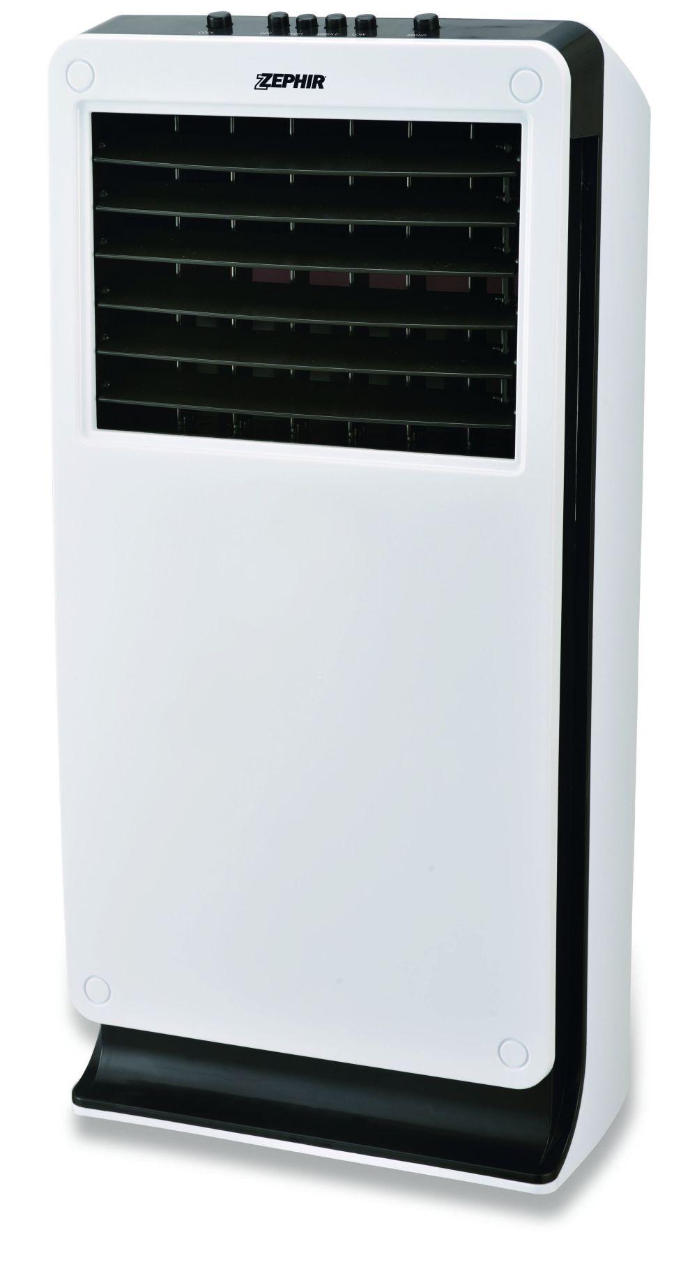 Ventilatore raffrescatore evaporativo zephir zair01 for Deumidificatore funzionamento