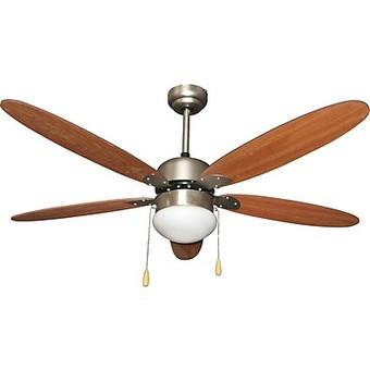 Ventilatore da soffitto zephir zfs9110m offerte e prezzi for Lampadario a pale brico