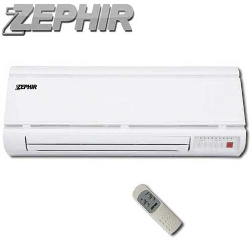 Zephir termoconvettore stufa elettrica a parete termostato regolabile potenza 2000 watt colore - Stufe elettriche a parete per bagno ...