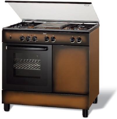 Zoppas Cucina A Gas 4 Fuochi Forno A Gas Con Grill