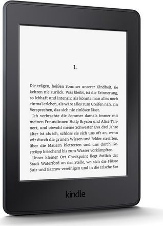 """AMAZON Lettore ebook reader 4 gb wifi + 3G touch 6"""" Kindle Paperwhite B0186FESVC"""