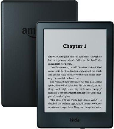 "AMAZON Lettore ebook reader 4 gb wifi display touch 6"" USB Kindle B0186FESVC"