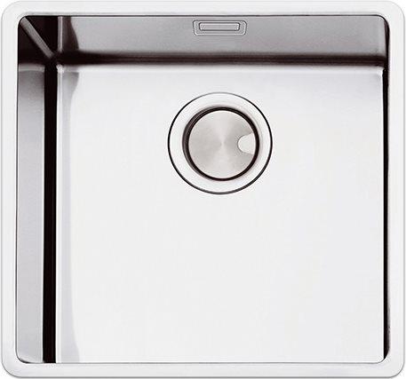 Lavello cucina apell fem50ubc 1 vasca inox prezzoforte - Lavello cucina sottotop ...