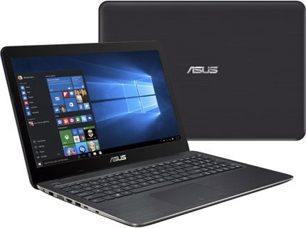 """Asus Notebook 15.6"""" i5 RAM 4 GB Hard disk 500 GB WiFi Windows 10 F556UV-XX307T"""