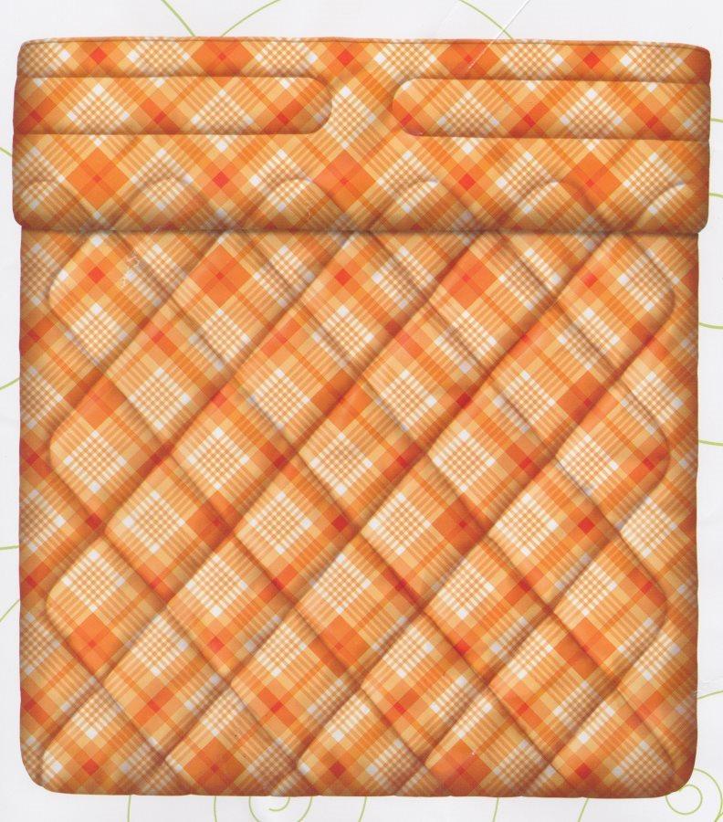 Piumone Matrimoniale Arancione.Bassetti Copriletto Matrimoniale Trapunta Invernale 100 Cotone