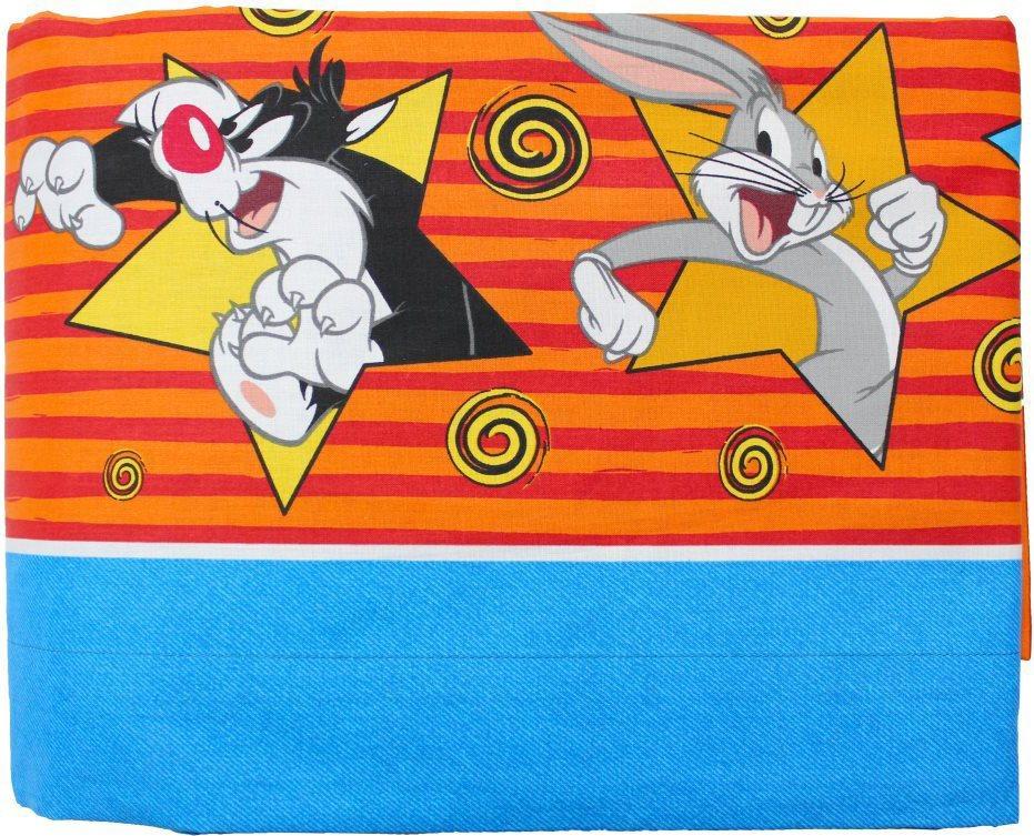 Bassetti lenzuola lettino completo letto singolo 100 cotone per bambini set lenzuolo sopra - Lenzuola per bambini letto singolo ...