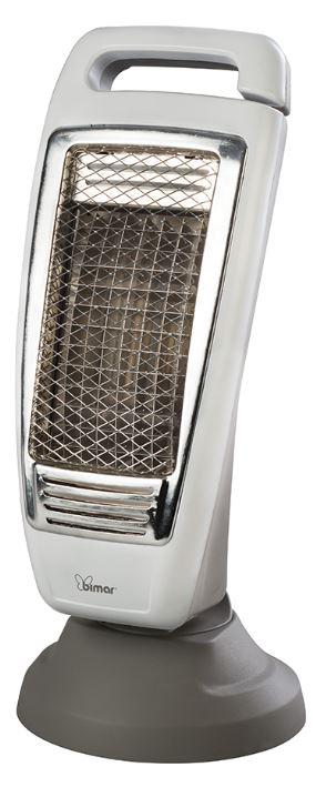 Bimar stufa elettrica infrarossi a basso consumo energetico potenza max 400 watt oscillante - Stufa elettrica a basso consumo ...