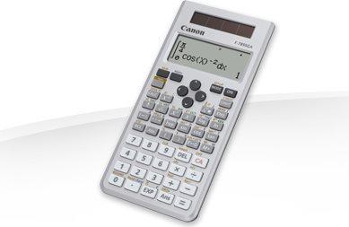Canon Calcolatrice Scientifica 605 Funzioni 18 cifre LCD TFD EL-509XB-VL