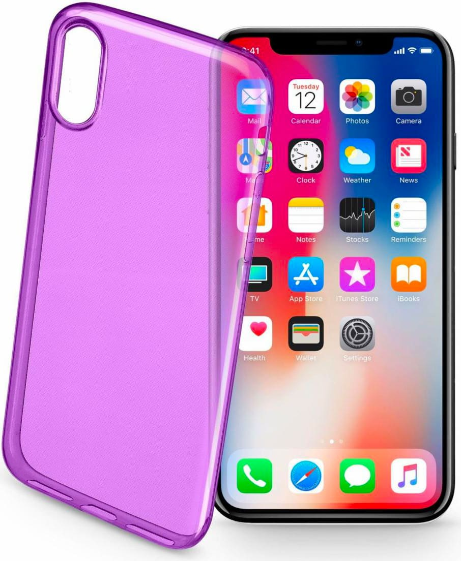 cover cellularline iphone x