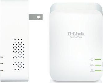 D-Link Powerline 1000 Mbps LAN 101001000 Mbps 2 Adattatori Rete DHP-601AV