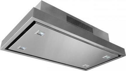 Cappa elica cloud five prf0091767 cappa cucina 90 cm - Cappa filtrante cucina ...