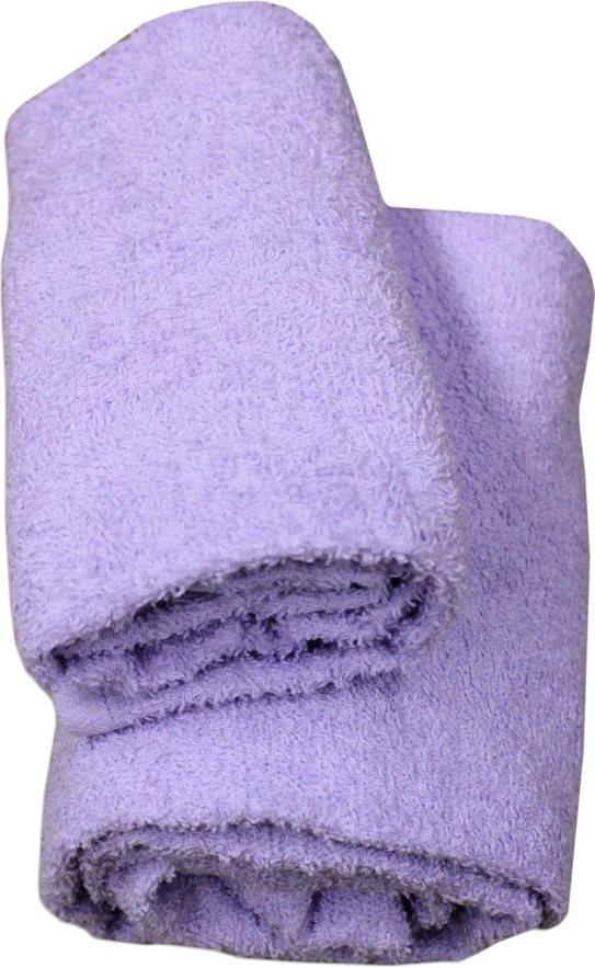 Elite Set Asciugamani Spugna di Cotone 40x6058x108 cm Grigio - 80350