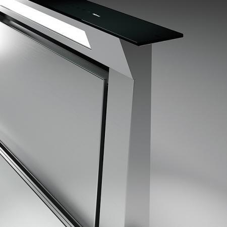 Cappa FALMEC Down Draft 120 Collezione Design+ CDDW20.E1P2 ...