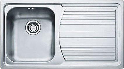 Lavello Cucina Franke 85800117 1 Vasca Inox Prezzoforte - 137798