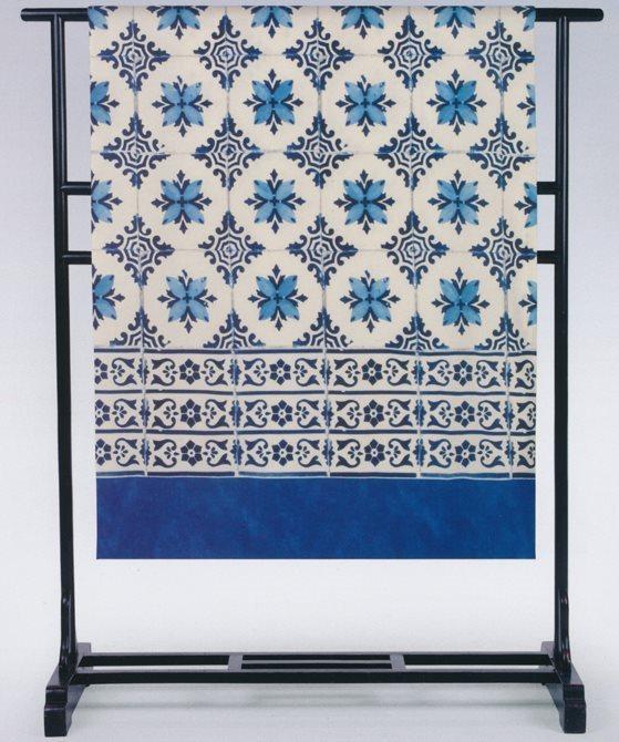 Gabel Telo Arredo Copridivano 1 posto Cotone 180x270 cm Grigio - Barbados