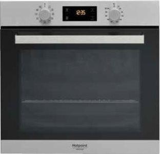 Forno ariston fa3 841 h ix ha class3 forno da incasso elettrico multifunzione con grill in - Cucine ariston forno elettrico ...