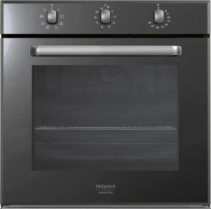 Forno Ariston FID 834 H MR HA Serie Diamond - Forno da incasso ...