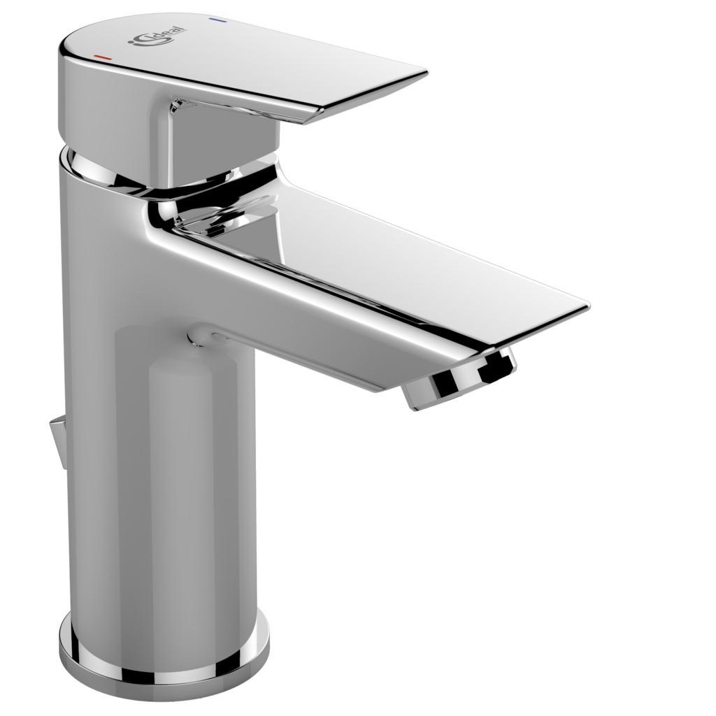 ideal standard miscelatore lavabo rubinetto bagno monocomando colore cromo a6542aa ceramix