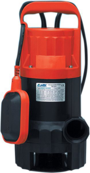 Matra Elettropompa Sommersa Pompa Immersione 0,75 HpkW Max 180 lmin DROP 4 SG