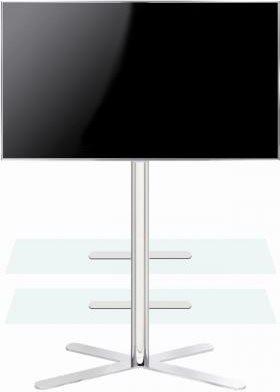Mobili Porta Tv Lc.L C Mobile Porta Tv Supporto Per Televisori Led Da 32 A 55 Peso