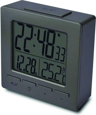 Oregon Scientific Orologio sveglia digitale Calendario Snooze Temperatura M511_GR