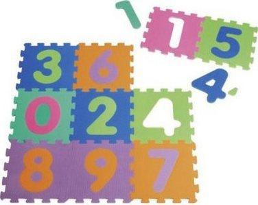 Playshoes tappeto puzzle 10 pezzi da 30x30 cm 1 cm - Tappeto puzzle bimbi ikea ...